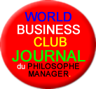 World Business Club Journal du Philosophe manager