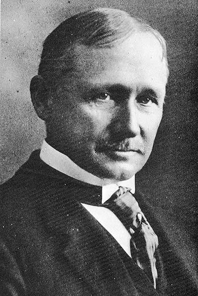 Frederick Winslow Taylor (Picture is over 100 years old)