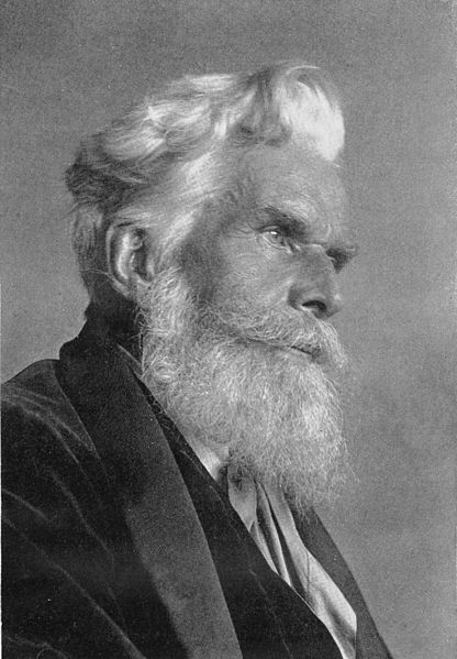 Portrait of Havelock Ellis (1859-1939), Psychologist and Biologist.