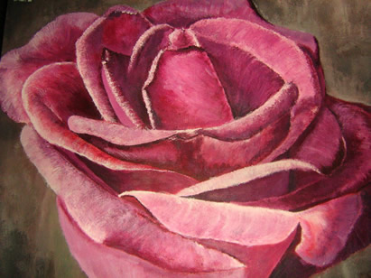 """A rose will bloom"", Medvedskaia Maria (Canada)"
