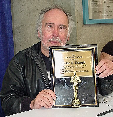 Peter Soyer Beagle, Hugo Award 2007, novelette