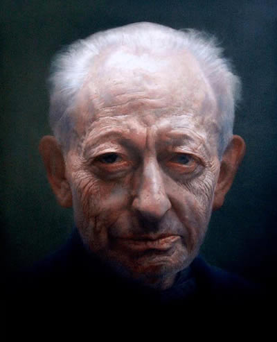 Paul Emsley (United Kingdom), ,Winner of the BP Portrait Award 2007