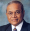 Maumoon Abdul Gayoom, President of the Republic of Maldives / Président des Moldives